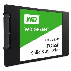 SSD WD Green 120GB 2.5 IN 7mm SATA III 6Gb/s 3Years Warranty