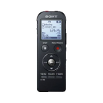 Digital Voice Recorder Icd-ux533 4GB Direct USB Mc Slot Mp3 Icd Black
