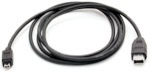 Firewire Cable Ieee-1394 4pin-male/ 6pin-male 1.8m