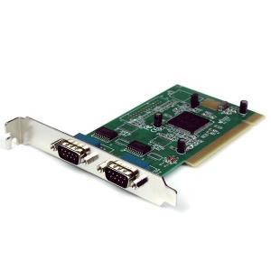 PCI I/o Card 2-port 16c950 Serial Accelarator