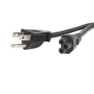 Laptop Power Cable 3-slot 1.8m