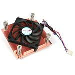 Case Fan Aluminum Heatsink 1u