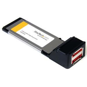 Expresscard Esata Controller Card 2 Port SATA 6GBps