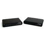 KVM Console Extender USB DVI With True USB 2.0 And Audio 500m