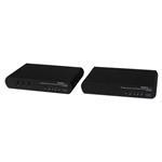 USB DVI KVM Console Ip Extender Over Cat5 With Audio - 1680x1050 100m