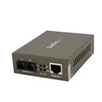 Media Converter Gigabit Multi Mode Fiber Ethernet Sc 550m