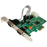 High Speed 921k PCI Express Serial Port Card 2port