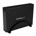 Hdd Enclosure With Uasp 3.5in USB 3.0 Trayless SATA Black