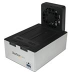 Dual SATA Hard Drive Docking Station USB 3.0 - Black