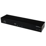 Server Remote Control Ip KVM Switch 1 Port W Ip Power Control And Virtual Media