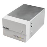 Hdd Raid Enclosure 2 Bay W/ Uasp - USB 3 SATA Enclosure White