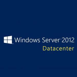 Windows Server Data Center 2012 X64 2cpu Oem