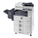 Multifuntion Mono Printer Fs-6530mfp Ecosys Colour Laser 600dpi 30ppm A3