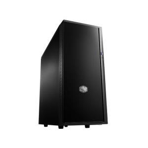 Chassis Silencio 452 Black Nopsu Soundproof 2x USB 3.0 1x USB 2.0 + Sd Card Reader