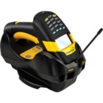 Powerscan M8300/d Cordless (433 MHz Eu) Ar Laser Scanner / Display / Fixed Battery