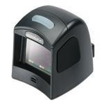Barcode Scanner Magellan 1000i Imaging Scanner No Button Rs232 Perp Ps Stand  Db9  S E/p 2m Black