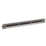 24 Port Powercat Patch Panel Rj45 568b 1u