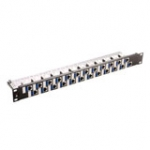 Molex Powercat 6 Shielded Patchpanel 24 Ports Datagate
