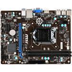 Motherboard H81m-e33 Intel H81 Express/ 2x DDR3 2x Sata3 2x USB3.0