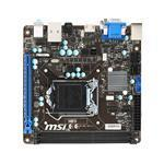 Motherboard H81i Intel H81 Express/ 2x DDR3 Sata3 USB3