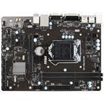Motherboard H81m Pro-vd Intel H81 Express/ 2x DDR3 Sata3 USB3.0