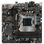 Motherboard B150m Pro-vdh D3 Intel B150 4x Ddr4 6x Sata3 USB3.1