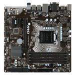 Motherboard H170m Pro-vdh Intel H170 4x DDR3 6x Sata3 USB3.1