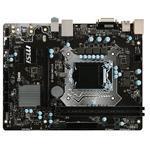 Motherboard H110m Pro-d Intel H110 Ddr4 Sata3 USB3.1