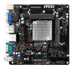 Motherboard N3150i Eco Intel Celeron N3150/ 2x DDR3 2x Sata3 USB3.0