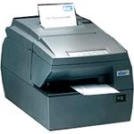 Hybrid Thermal / Matrix Printer Hsp 7543u-24 2 Station No Micr USB Grey