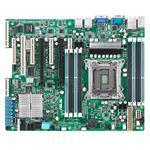 Server Board Z9pa-u8 IKVM 2x S2011 C602a ATX