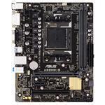 Motherboard A68hm-k Fm2+ A68h MATX