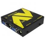 Adderlink Av200 Series Vga + Audio - Rs-232 Extender Set