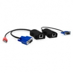 Adderlink Low Profilev Vga Extender Set