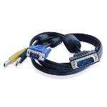 Hdm To Video/dual USB Cable