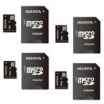 Micro Sdhc 8GB Class4 Retail W/1 Adapter