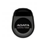 Ud310 Jewel Like USB Flash Drive 8GB Black