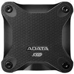 SSD Durable Sd600 256GB USB 3.1 Black