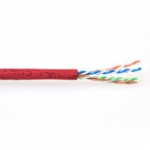 CAT6a Cable Utp Pvc Patch 305m Red