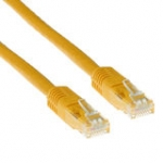 Cable Utp 7.0m Cat5e Yellow