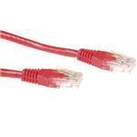 CAT6a Utp Patch Cable Red 15m