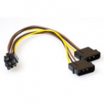 PCI-e Power Cable 6 Pin Female