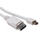 Converter Cable Mini DisplayPort Male - DisplayPort Male 1.5m