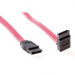 SATA Connection Cable With Hooked Connector