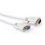 Vga Extension Cable Male-female Sq