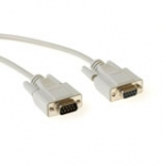 Serial Extension Cable Db 9 Male - Db 9 Female