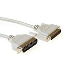 Printer Cable 25 Pin D-sub Male - 36-polig Centronics Male