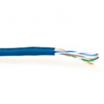 Cat5e Utp Solid 305m Blue