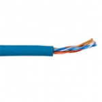 Cat5e Utp Stranded 305m Box Blue