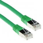 Sstp Patch Cable CAT6 Lszh Green 1.5m